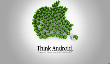 Android funny HD wallpaper