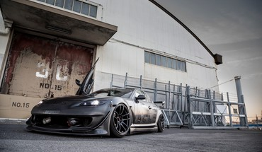Stancenation stanceworks cars drift mazda rx8 HD wallpaper