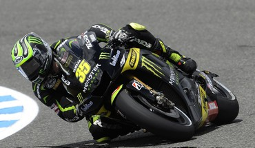Moto gp monster yamaha tech 3 cal crutchlow HD wallpaper