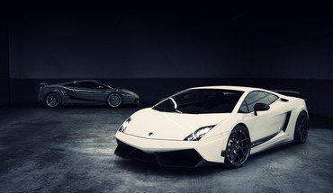 Voitures Lamborghini Gallardo LP570-4  HD wallpaper