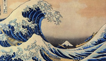 Katsushika hokusai thirty-six views of mount fuji HD wallpaper