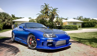 Toyota supra automobiles cars mkiv HD wallpaper