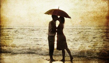 Love sepia para HD wallpaper