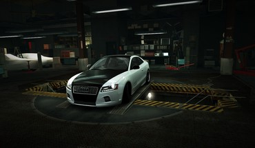 Besoin de vitesse audi s5 nfs de garage  HD wallpaper