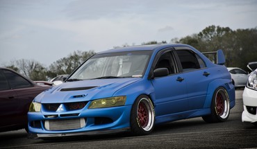 Cars tuning mitsubishi lancer evolution jdm HD wallpaper