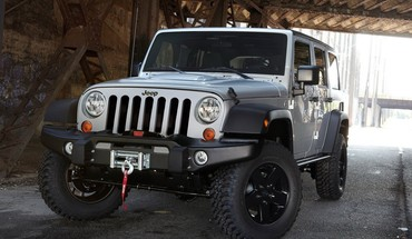 Automobiliai Jeep  HD wallpaper