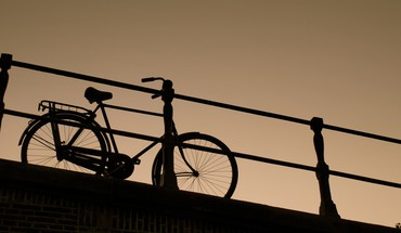Bike cityscapes bicycles holland HD wallpaper