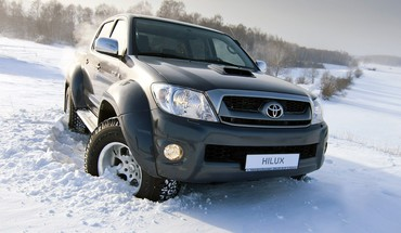 New toyota hilux HD wallpaper