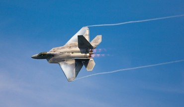 Aircraft military f-22 raptor HD wallpaper