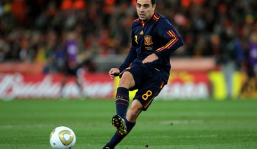 Spain national football team xavi hernandez soccer HD wallpaper