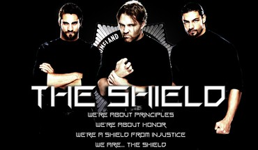 The shield HD wallpaper