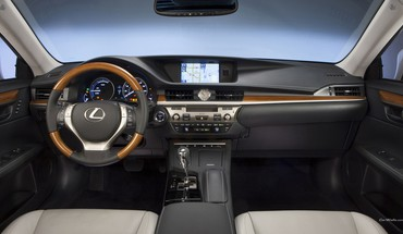Lengvieji automobiliai Lexus es 300h  HD wallpaper