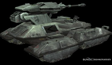 Halo tanks scorpion reach vehicles HD wallpaper