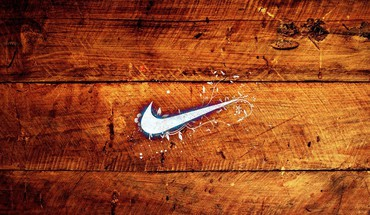 Nike wood HD wallpaper