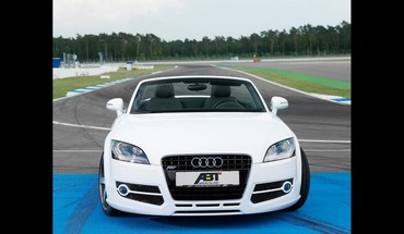 Audi tt abt roadster 2007 HD wallpaper