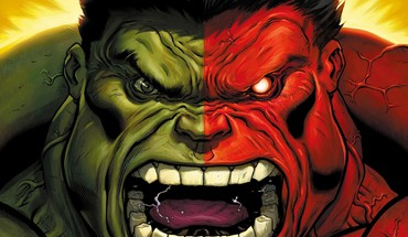 hulk Green (personnage comique) Comics Marvel rouge  HD wallpaper