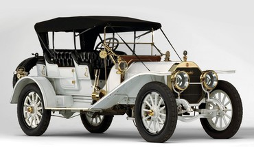 1913 Lokomobile tonneau  HD wallpaper