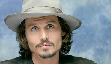 acteurs Johnny Depp barbe hommes  HD wallpaper
