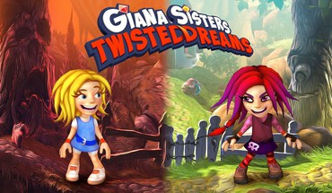 Video games dreams twisted giana sisters: HD wallpaper