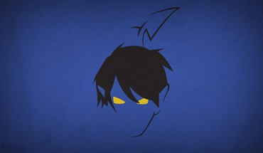 minimalistinis x-men super nightcrawler mėlyname fone blo0p  HD wallpaper