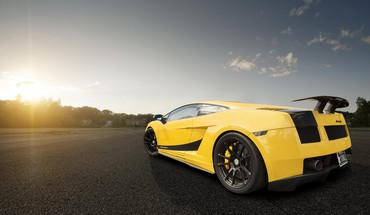 Cars lamborghini gallardo lp570-4 superleggera HD wallpaper