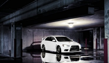 evo x Mitsubishi Lancer Evolution automobilius  HD wallpaper