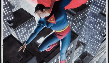 Alex Ross superman  HD wallpaper