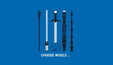 Harry potter wand doctor who crossovers caliburn HD wallpaper