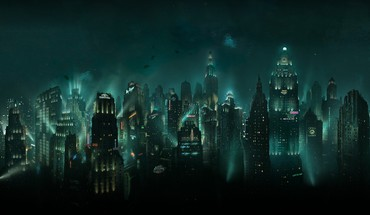 Bioshock rapture video games HD wallpaper