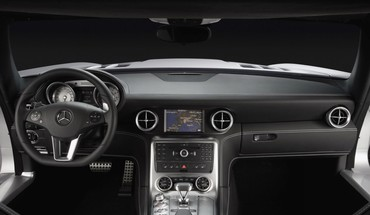 Car interiors mercedes-benz sls amg mercedes benz HD wallpaper