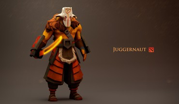 Juggernaut dota 2 HD wallpaper
