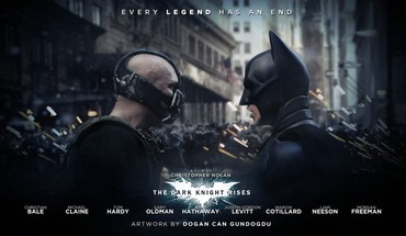 Batman affiches des films The Dark Knight Rises  HD wallpaper
