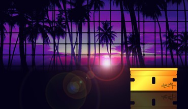 Auto Rockstar Games Vice City jubiliejus GTA  HD wallpaper