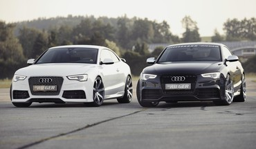 Cars audi vehicles a5 rieger HD wallpaper