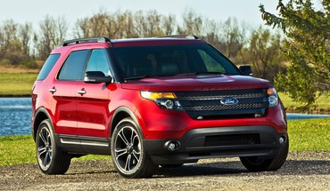 Ford Explorer 4x4 automatique 2013  HD wallpaper