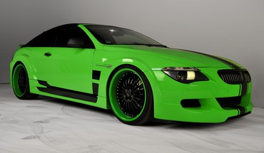 BMW M6 conception de voitures tuning  HD wallpaper