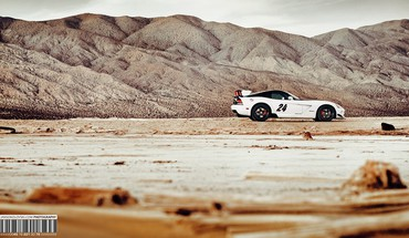 Mountains cars viper acr cowboy HD wallpaper