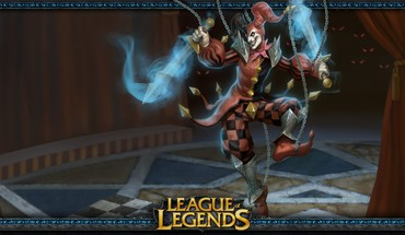 League of Legends shaco  HD wallpaper