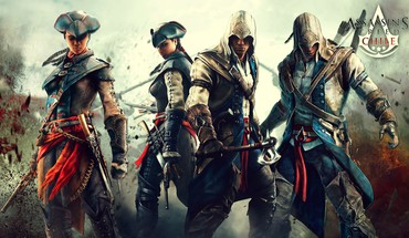 Assassins creed artwork 3 connor kenway HD wallpaper