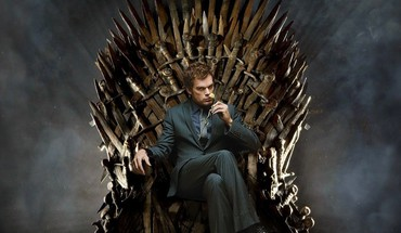 Dexter morgan iron throne HD wallpaper