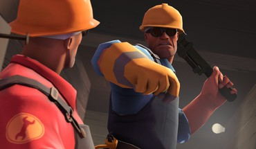 Video games engineer tf2 team fortress 2 HD wallpaper