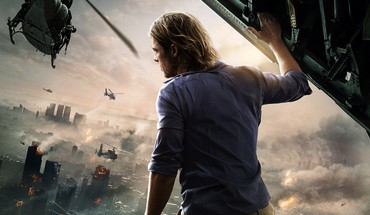 Movies brad pitt world war z apocalyptic HD wallpaper