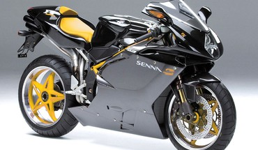 Yellow motorbikes mv agusta f4 senna HD wallpaper