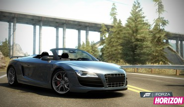 360 Audi R8 GT Spyder forza horizon  HD wallpaper