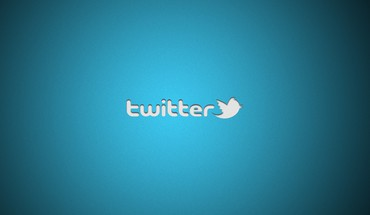 """Twitter"" Minimalistic  HD wallpaper"
