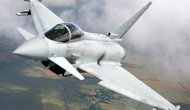 avions Eurofighter Typhoon avions de chasse militaire HD wallpaper