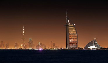 Water cityscapes dubai cities uae HD wallpaper