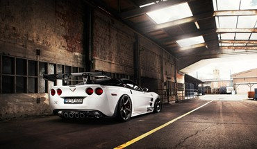 Cars Corvette ZR1  HD wallpaper