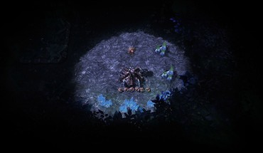 Starcraft ii zerg video games HD wallpaper