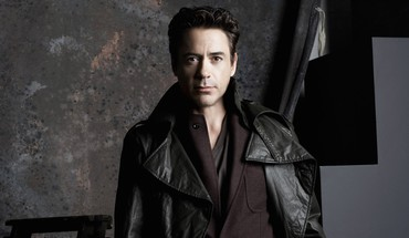 Men robert downey jr actors leather jacket HD wallpaper